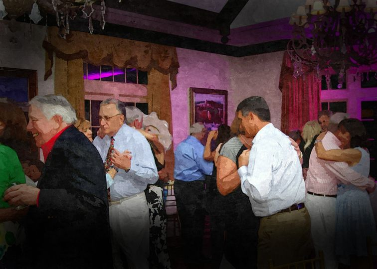 Dinner Dance At The Dunes Club