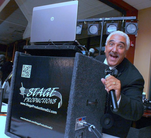 Stage Productions DJ
