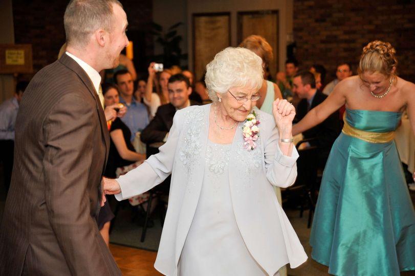 Grandma Can Dance