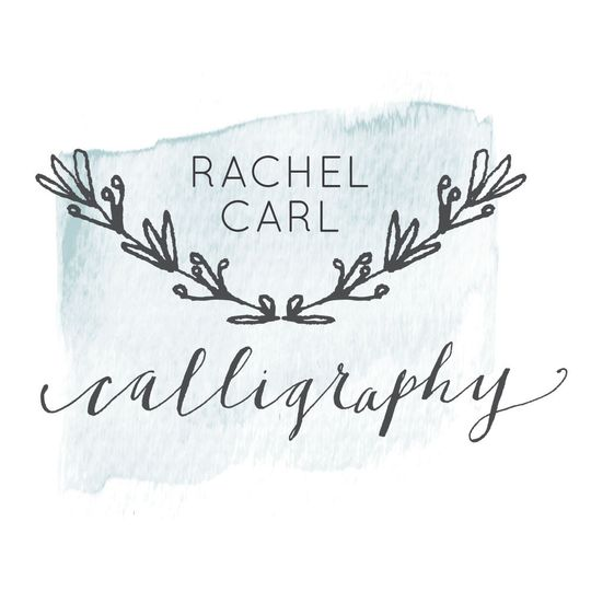 Rachel Carl & CO. Calligraphy