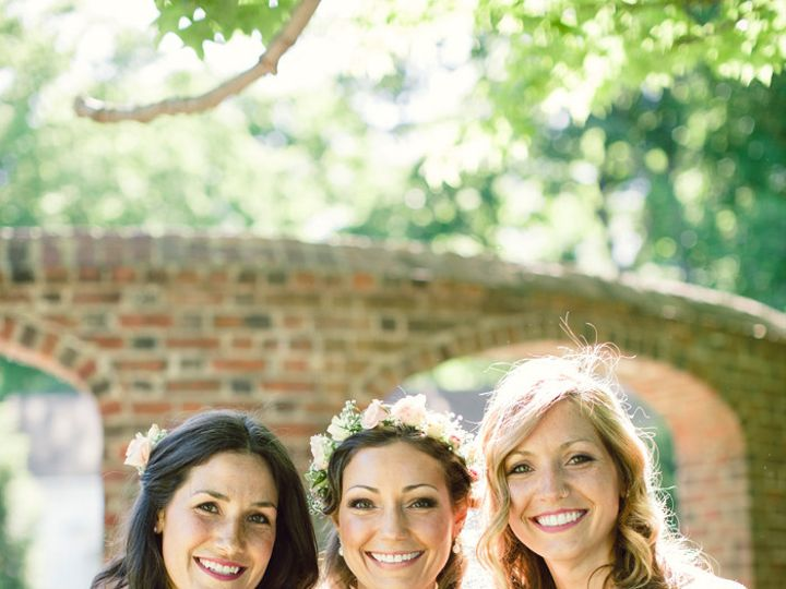 Tmx 1455305084662 Bridal Party2 Wilton, CT wedding florist