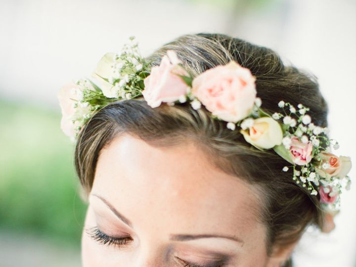Tmx 1455640617895 Head Wreath Wilton, CT wedding florist