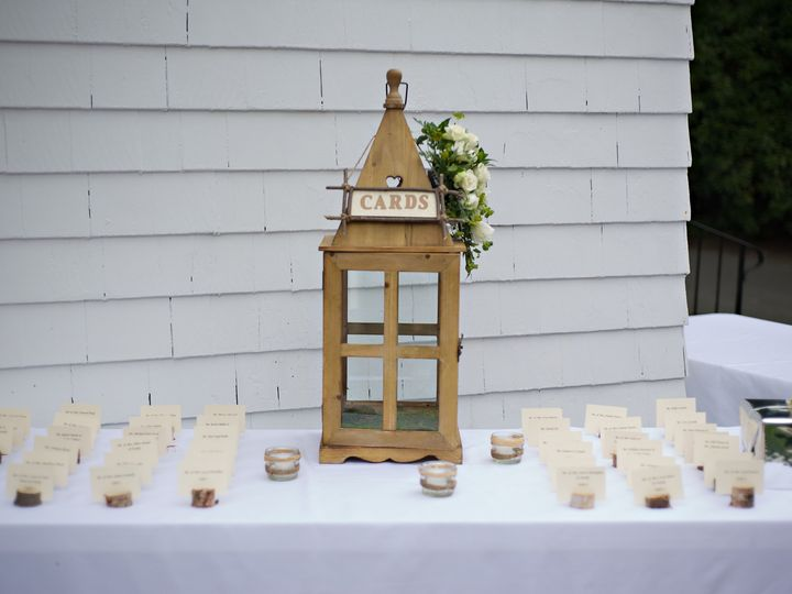 Tmx 1455640804459 Placecard Table Redding, CT wedding florist