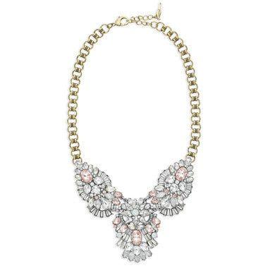 Tmx 1427911924762 Celestial Frost Statement Necklace Clackamas wedding jewelry