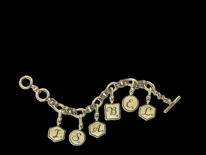 Tmx 1429221207559 Tresors Toggle Bracelet 28 Clackamas wedding jewelry