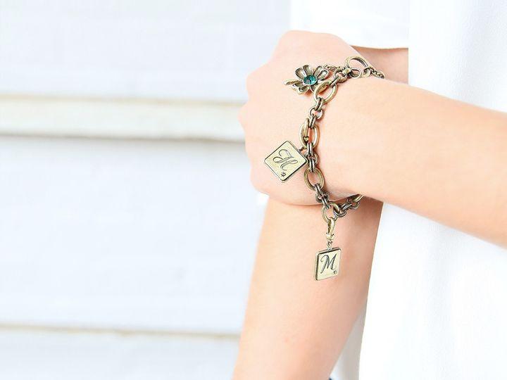 Tmx 1429221214115 Tresors Toggle Bracelet2 Clackamas wedding jewelry