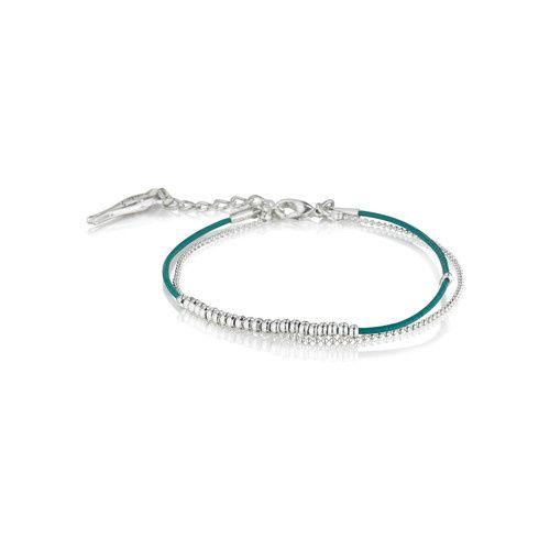 Tmx 1429222777038 Dainty Leather Bead Bracelet 18 Clackamas wedding jewelry