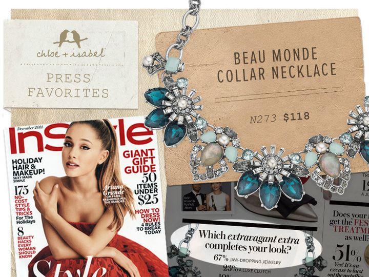 Tmx 1429228114603 Instyledec14sharingasset Clackamas wedding jewelry