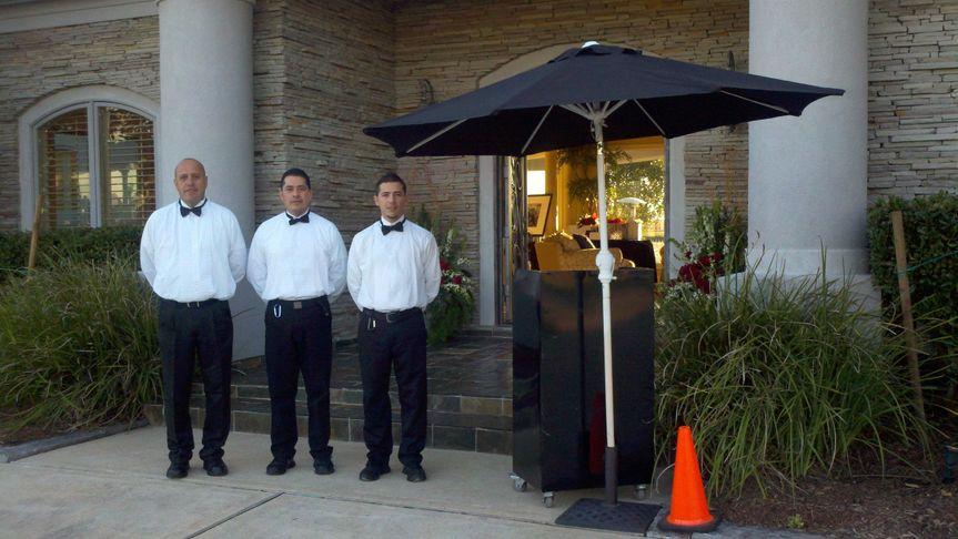 best valet parking in housto