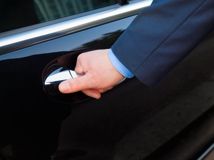 professional valet parking for corporate events