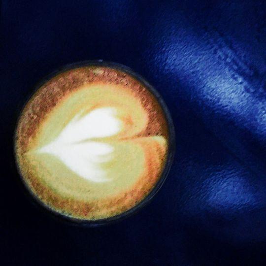 Coffee & hearts