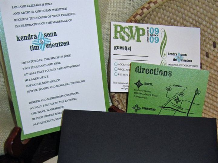 Tmx 1274727496939 Timandkendra2 Durham, North Carolina wedding invitation