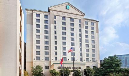Embassy Suites Nashville Vanderbilt