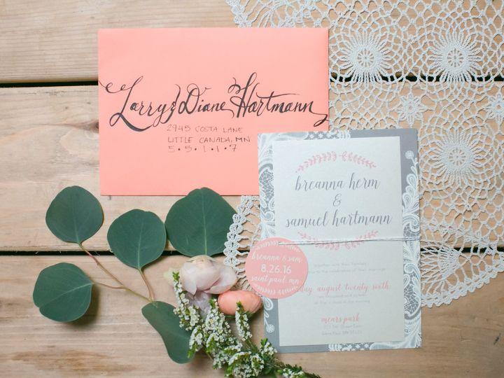 Tmx Breanna Sam Jeannine Marie Photography 1006 51 678729 158301958284897 Anoka, MN wedding invitation