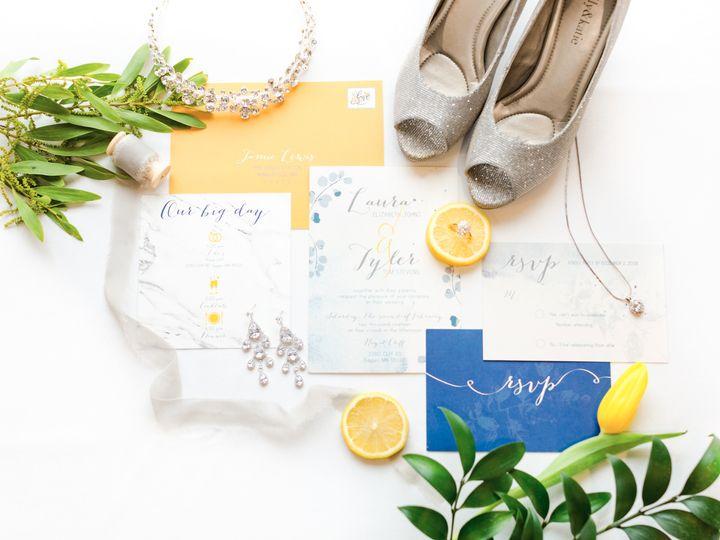 Tmx Royal Cliff Styled Shoot 2019 5506 51 678729 158301952992097 Anoka, MN wedding invitation