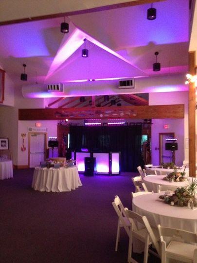Wedding Atmosphere Lighting