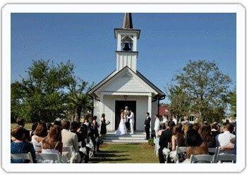 Chapel Wedding  River Dunes NC