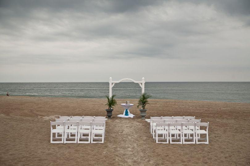 Beach Wedding Oak Isle NC