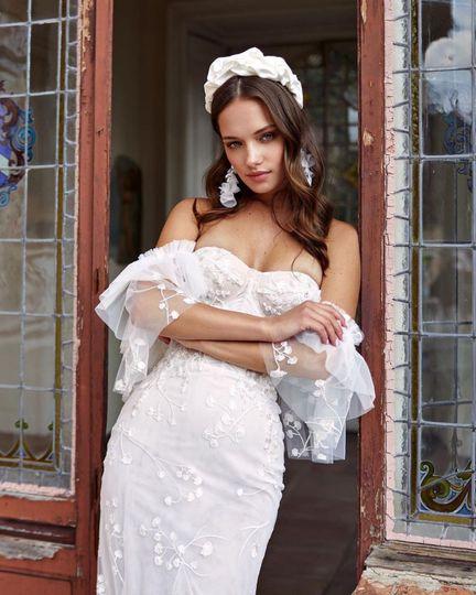 Makeup&hair bridal campaign