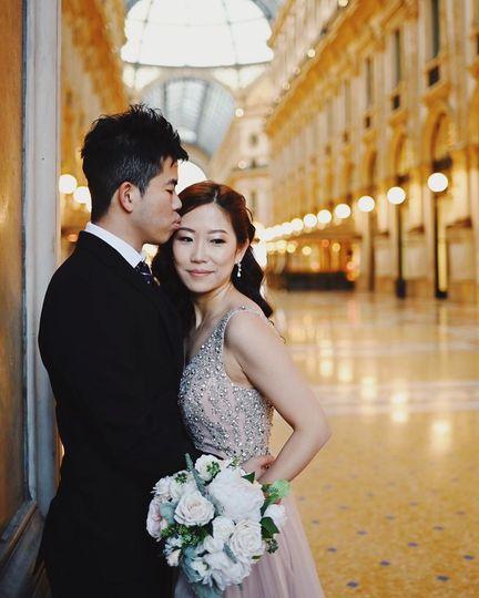 Engagement Photoshoot Milan