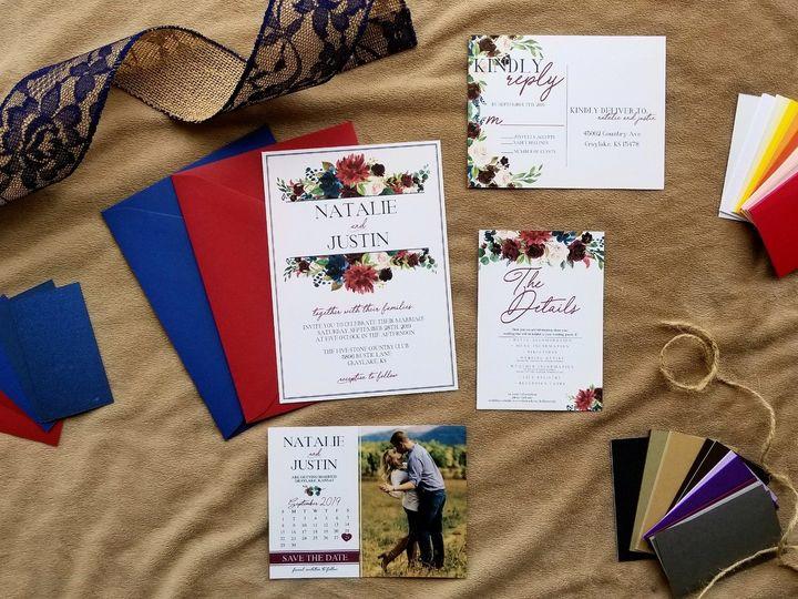 Tmx Img 20180929 211315 297 51 1879729 159191273040726 Clymer, NY wedding invitation