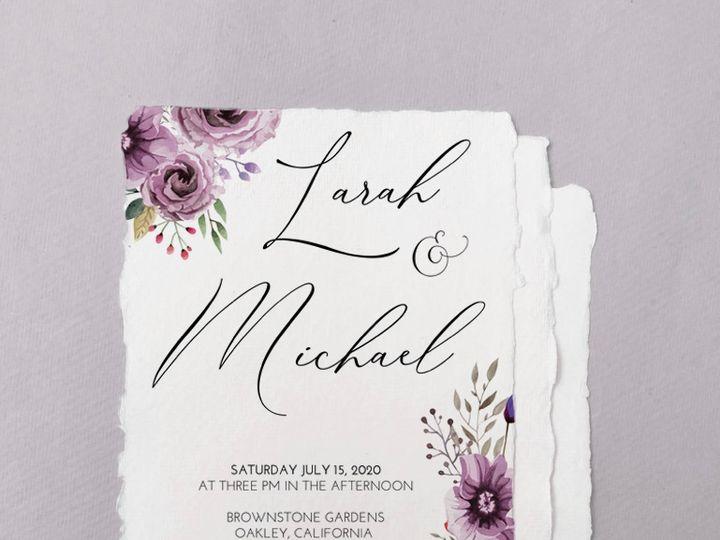 Tmx Purple Flower 51 1899729 158102784186246 Weehawken, NJ wedding favor
