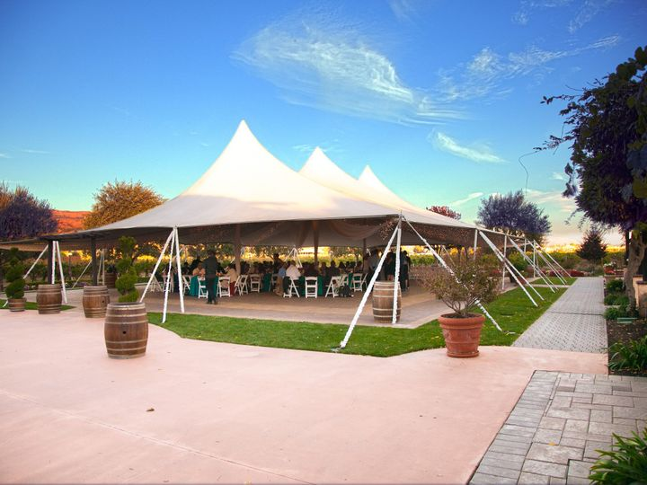 Tmx 1494282767388 Gug Tent 02 Morgan Hill, California wedding venue