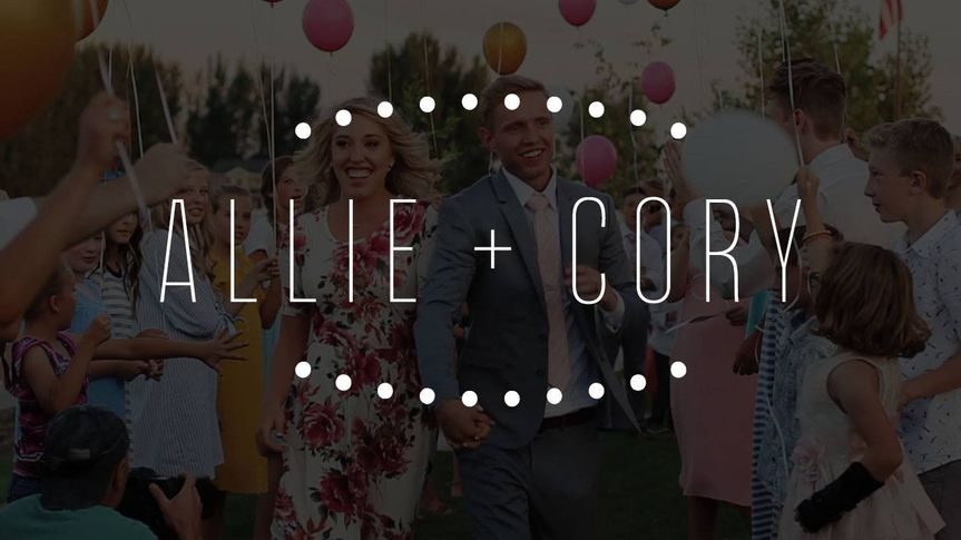 Allie and Cory's cover photo