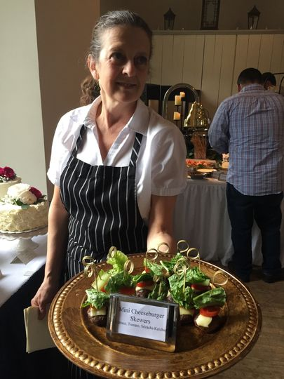 Catering by L.M. Townsend