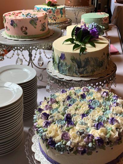 Cakes by Marjorie Landers