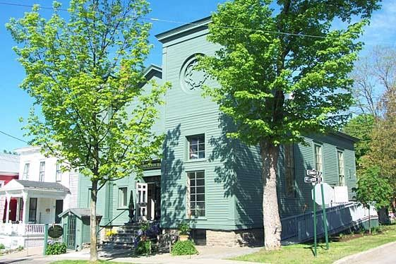 Historic Templeton Hall