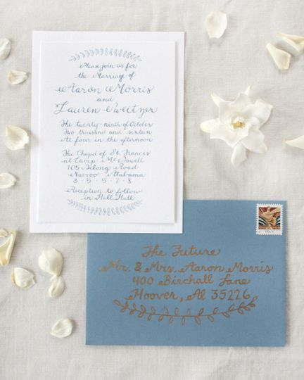Everbloom Paper Invitations Birmingham AL WeddingWire