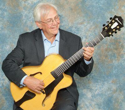 Oct, 2013 - Solo jazz guitar