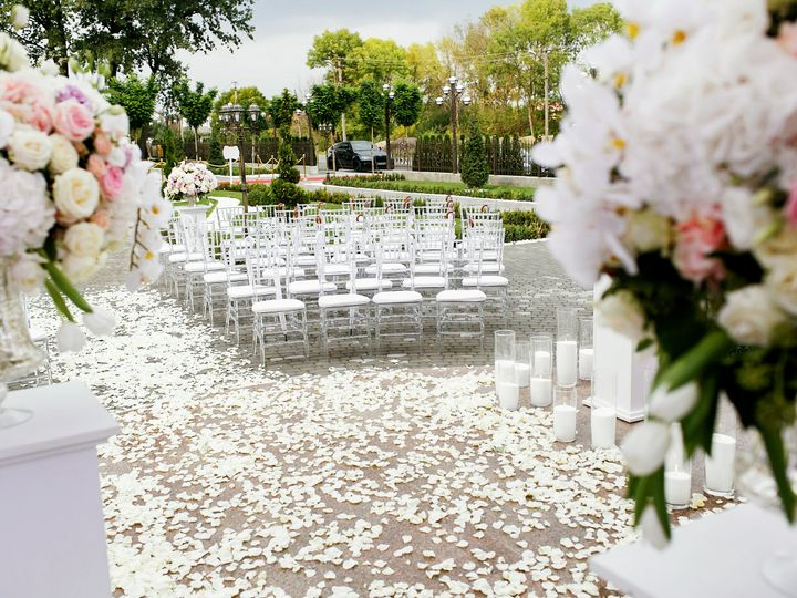 Tmx Outdoor Wedding Ceremony Dhalia Events 51 1052829 160511193827287 Yonkers, NY wedding planner
