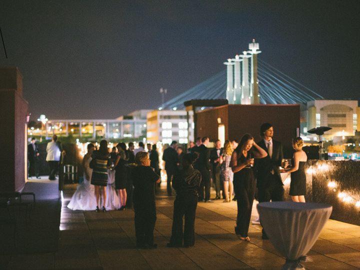 Tmx 1416346275194 44 Evening Rooftop Kansas City, Missouri wedding venue