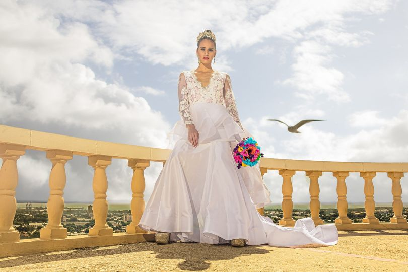 Wedding @ Castillo Serralles