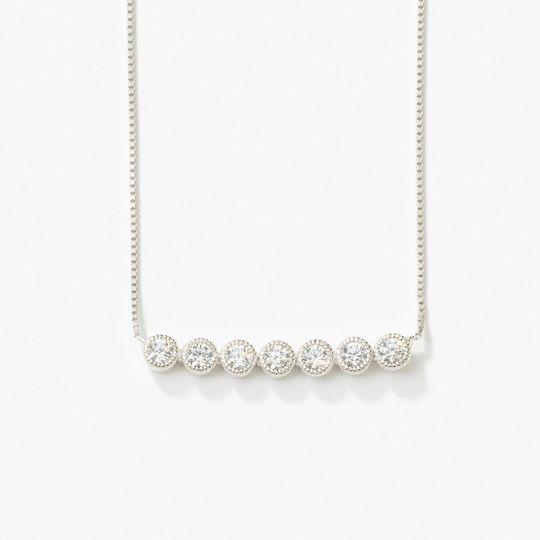 Society Bar necklace