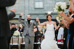 Megan & Allen: Wedding Photographers