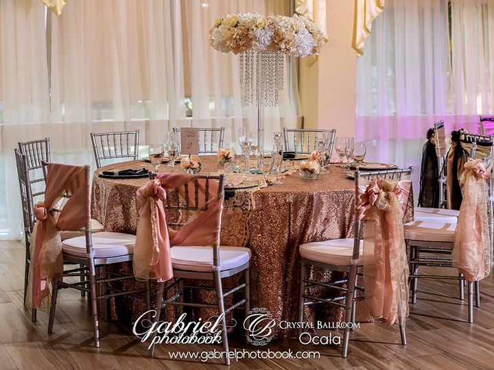 Tmx Crystal Ballroom Event Venue Ocala 14 51 1014829 158260257631135 Ocala, FL wedding venue