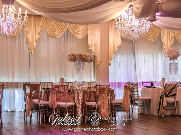 Tmx Crystal Ballroom Event Venue Ocala 16 51 1014829 158260257744278 Ocala, FL wedding venue