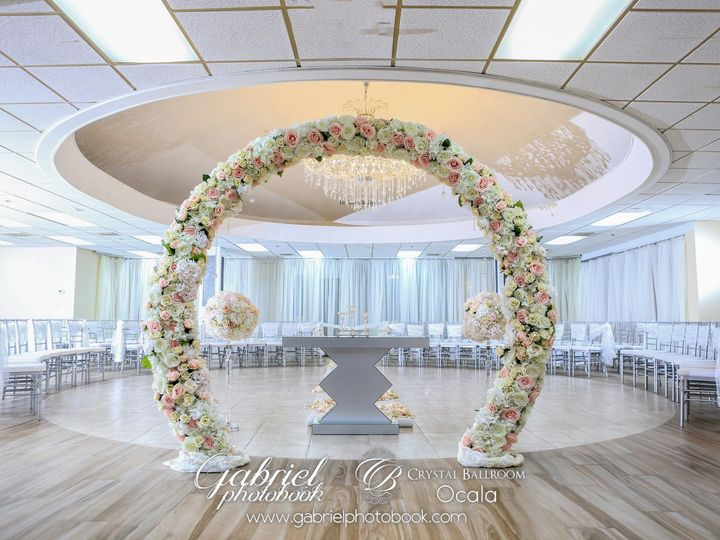 Tmx Crystal Ballroom Event Venue Ocala 17 51 1014829 158260257847795 Ocala, FL wedding venue