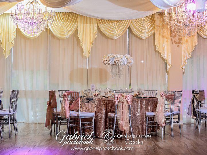 Tmx Crystal Ballroom Event Venue Ocala 22 51 1014829 158260258066036 Ocala, FL wedding venue