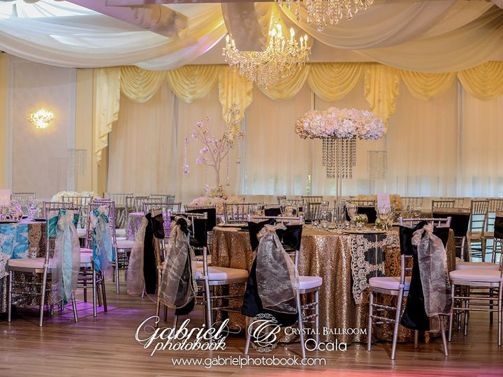 Tmx Crystal Ballroom Event Venue Ocala 26 51 1014829 158260257950249 Ocala, FL wedding venue