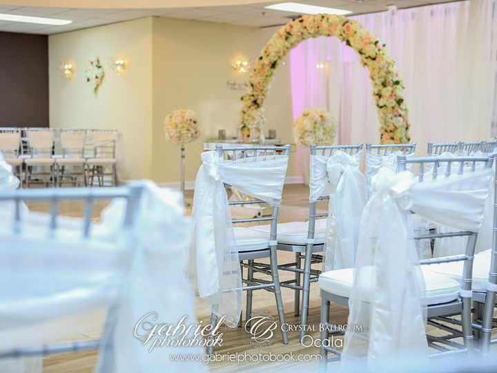 Tmx Crystal Ballroom Event Venue Ocala 44 51 1014829 158260258291300 Ocala, FL wedding venue