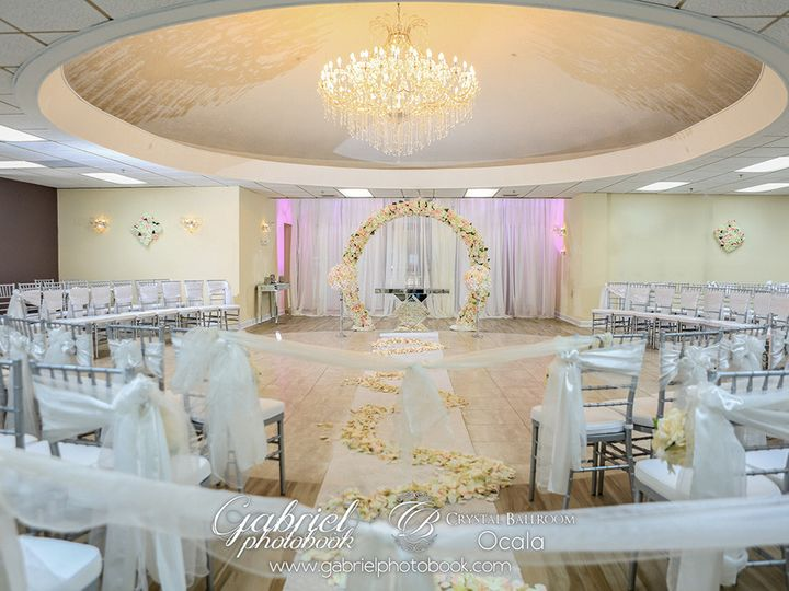 Tmx Crystal Ballroom Event Venue Ocala 49 51 1014829 158260258360324 Ocala, FL wedding venue