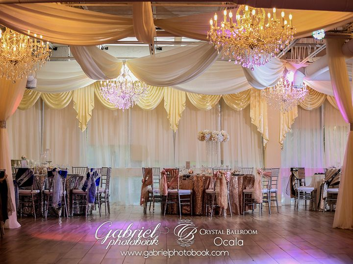 Tmx Crystal Ballroom Event Venue Ocala 4 51 1014829 158260257464448 Ocala, FL wedding venue