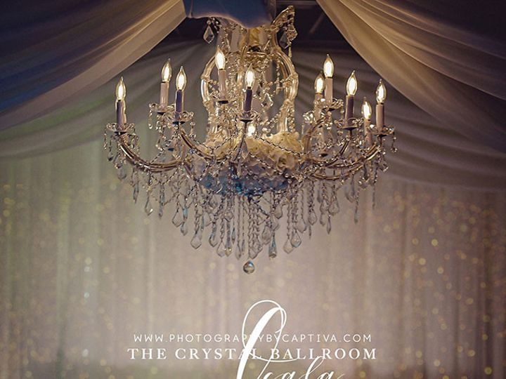Tmx Crystal Ballroom Wedding Venue Ocala Florida 160 51 1014829 158260268611473 Ocala, FL wedding venue