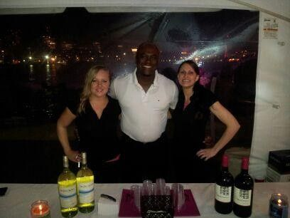 Raising the Bar for Tom & Beth Courageous Sailing Center 2013