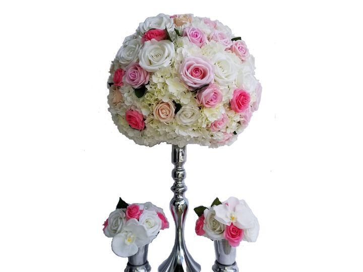 Tmx Wedding Wire Bright Pink Flowers 51 1974829 160126686139345 Chicago, IL wedding florist