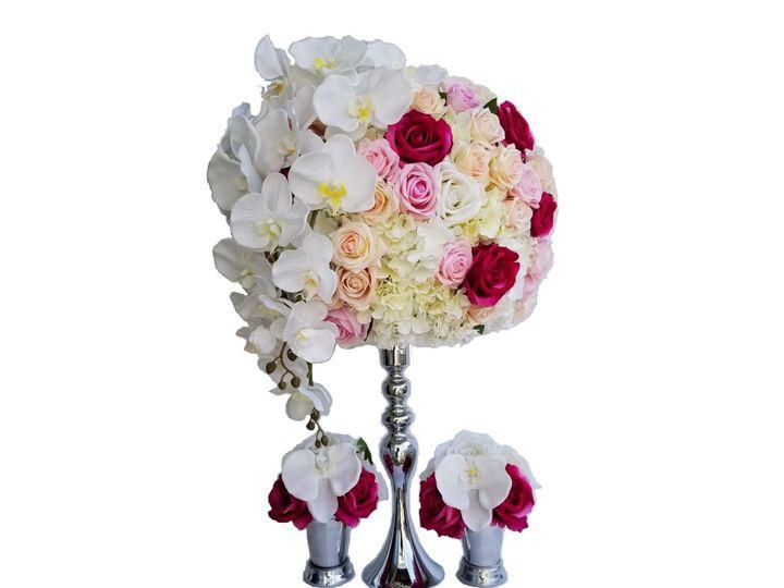 Tmx Wedding Wire Dark Pink 51 1974829 160126583135153 Chicago, IL wedding florist